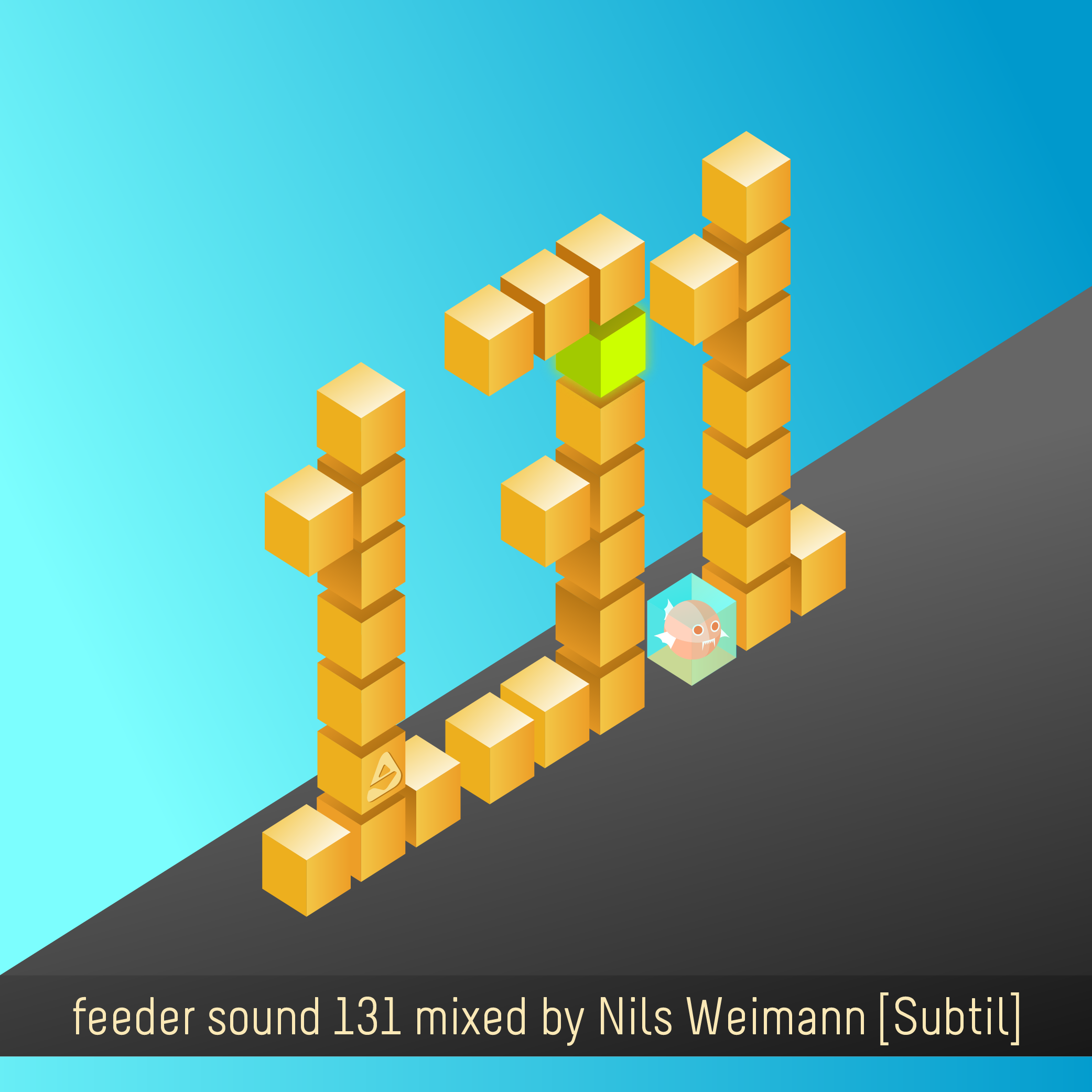 feeder sound 131 mixed by Nils Weimann