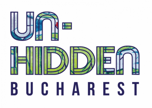 Un-hidden Bucharest logo