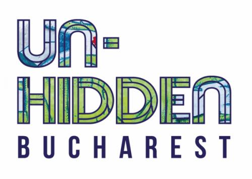 Un-hidden Bucharest logo