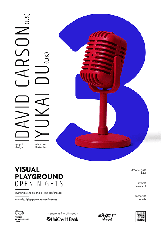 Visual Playground Open Nights #3