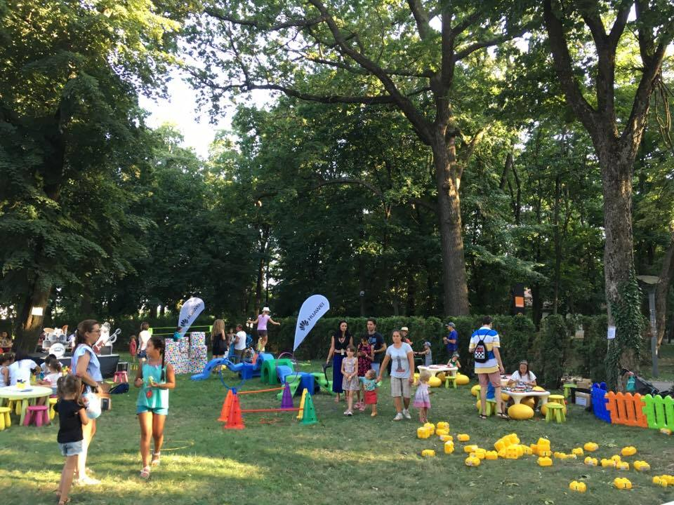 Orange Junior Area Summer Well festival 2017