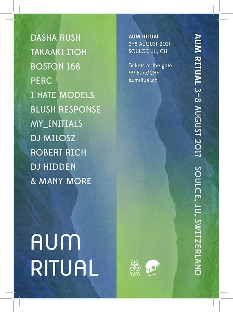 AUM Ritual: A Full Moon Trance Dance Gathering