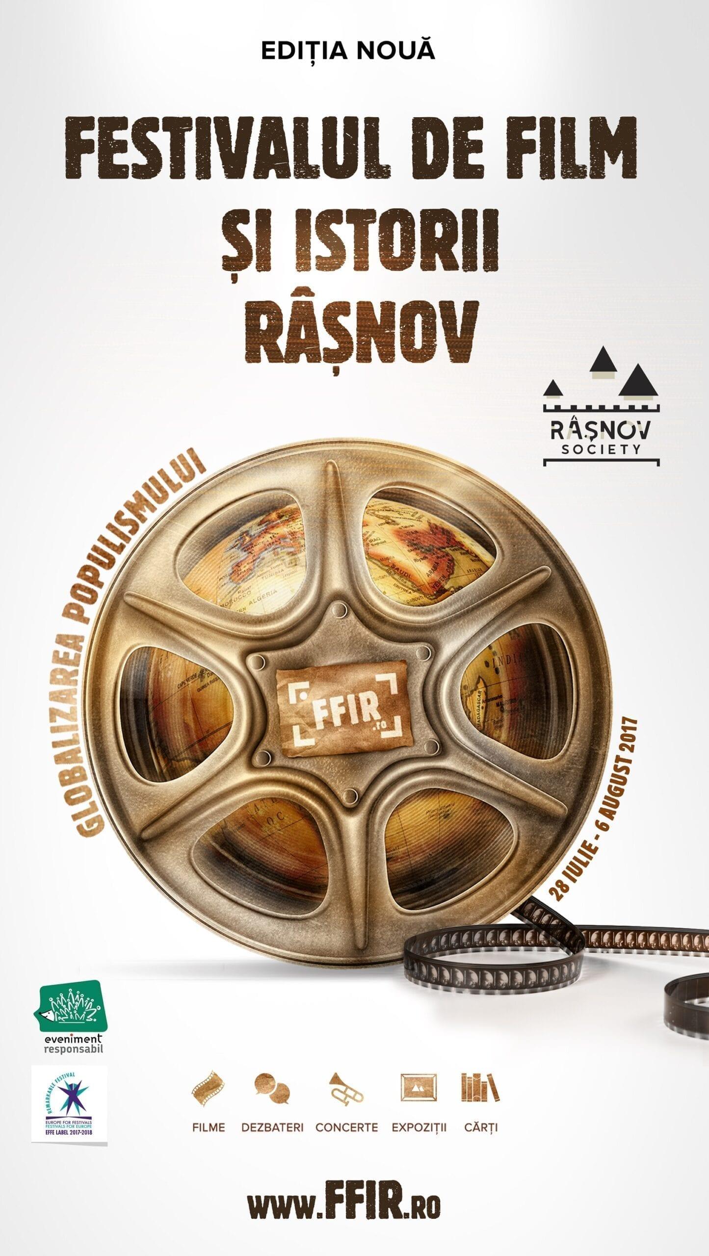 Festivalul de Film și Istorii Râşnov 2017