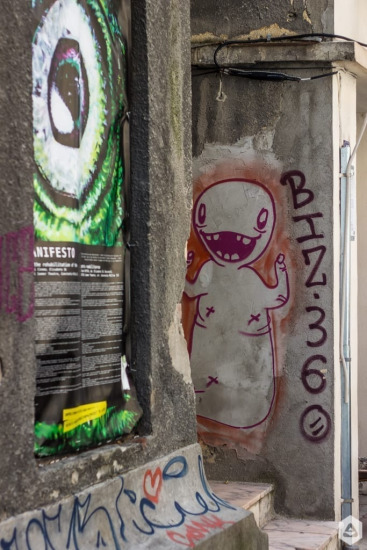 Pisica Patrata Semnal urban CAPITOL 2017