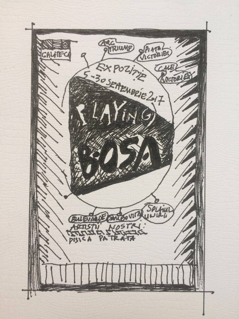 Playing B-OSA