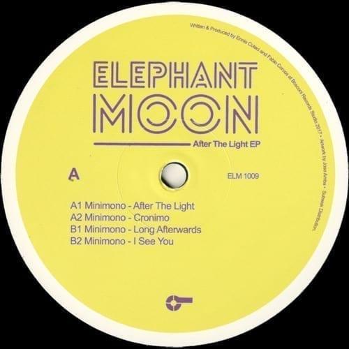 MINIMONO - AFTER THE LIGHT (ELEPHANT MOON)