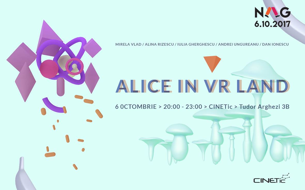 Alice in VR Land