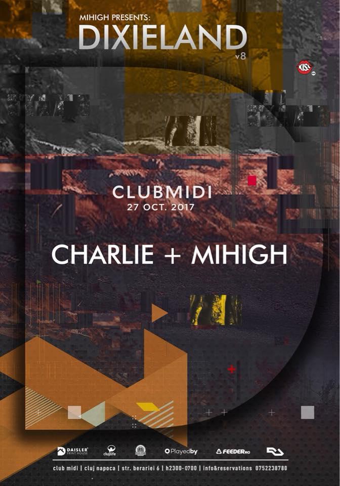 Dixieland: Charlie + Mihigh