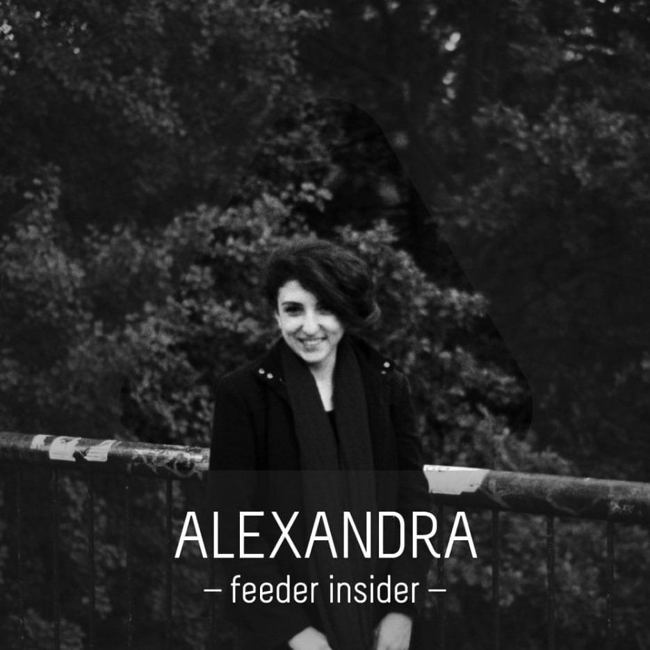 feeder insider w/ Alexandra [ro]