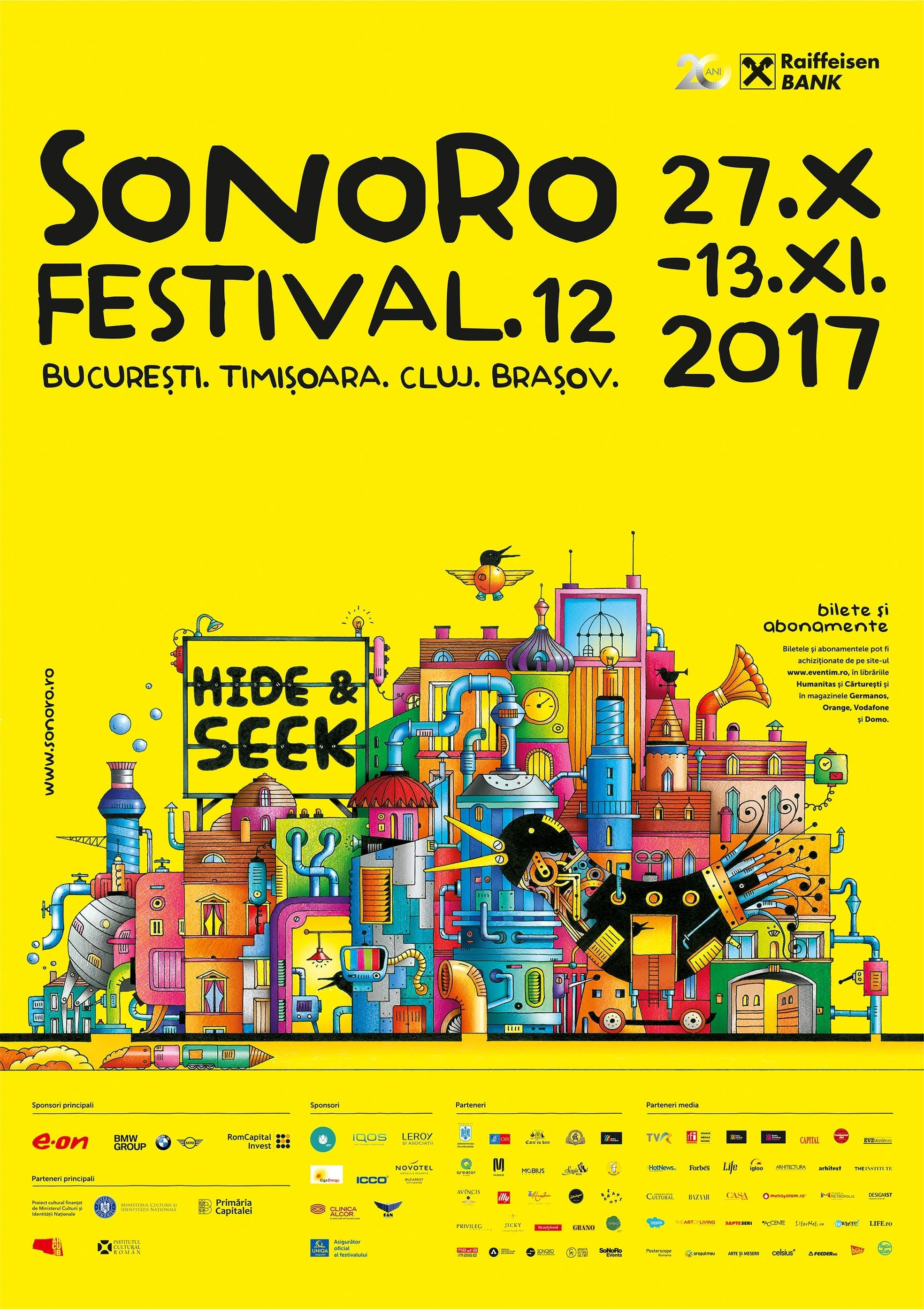 Festivalul SoNoRo 2017