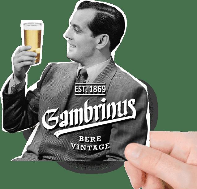 Berea Gambrinus te provoaca sa te dai pe propria creatie