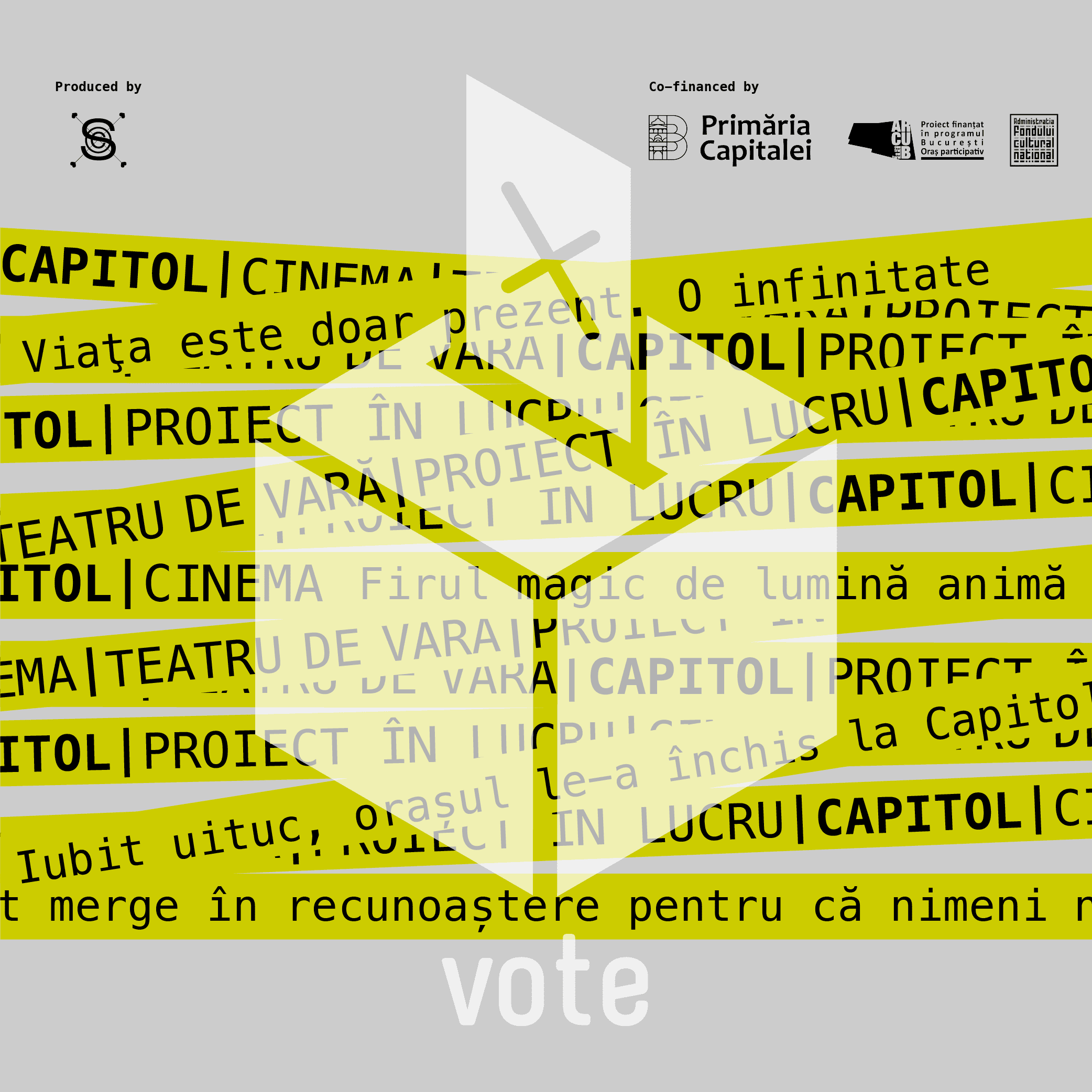 open call capitol POEM vote poll