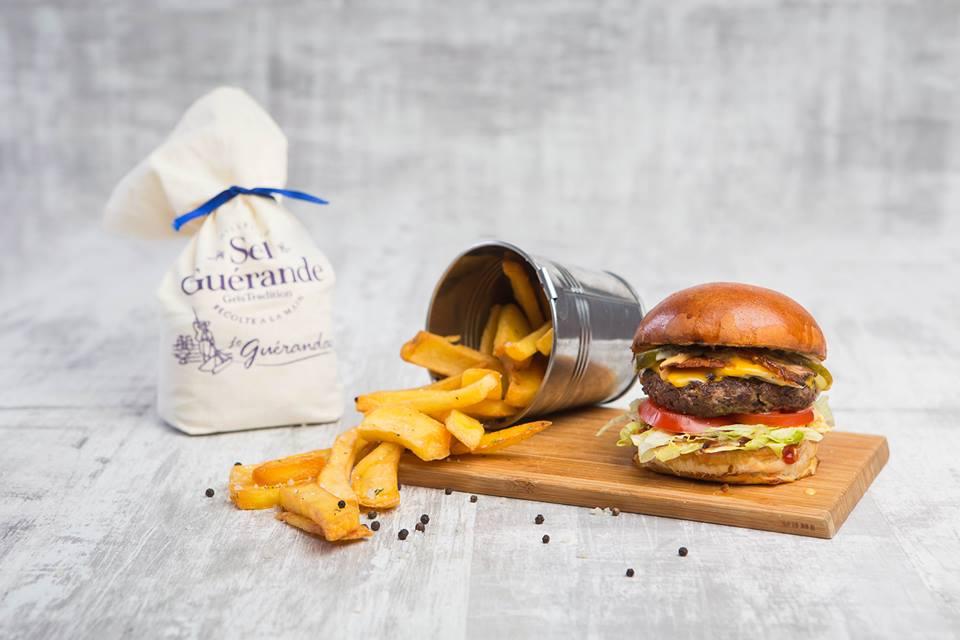 Burger Van website