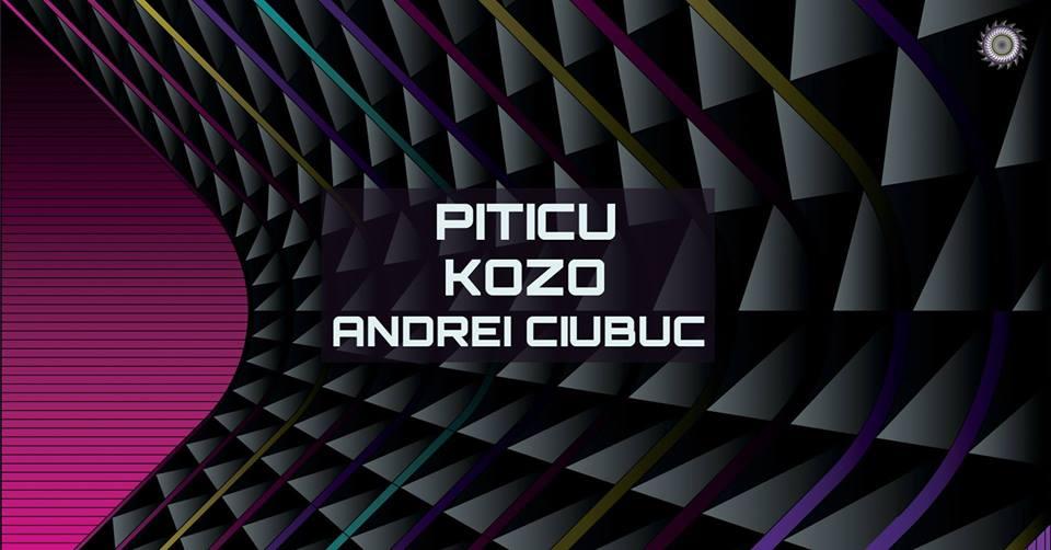 Piticu, Kozo, Andrei Ciubuc - Club Subteran