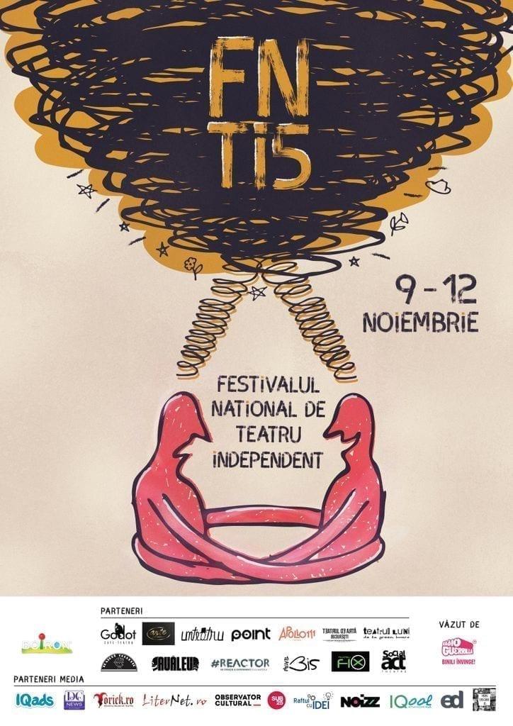 Program festivalul national de teatru independent V