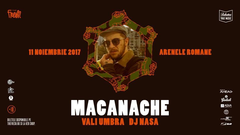 the fresh macanache vali umbra gonza dj nasa