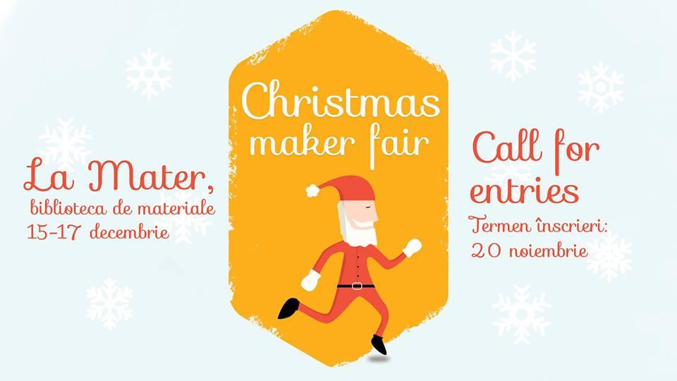 christmas maker fair 2017 call for entries