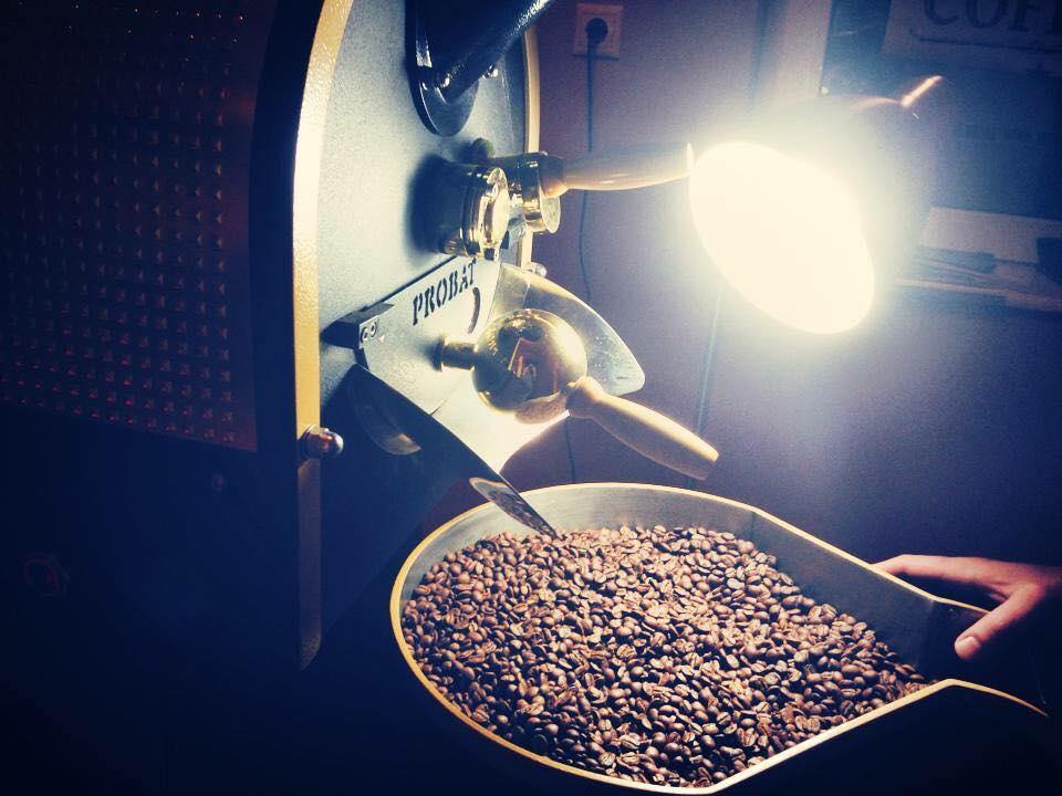 Coffee Map Roastery