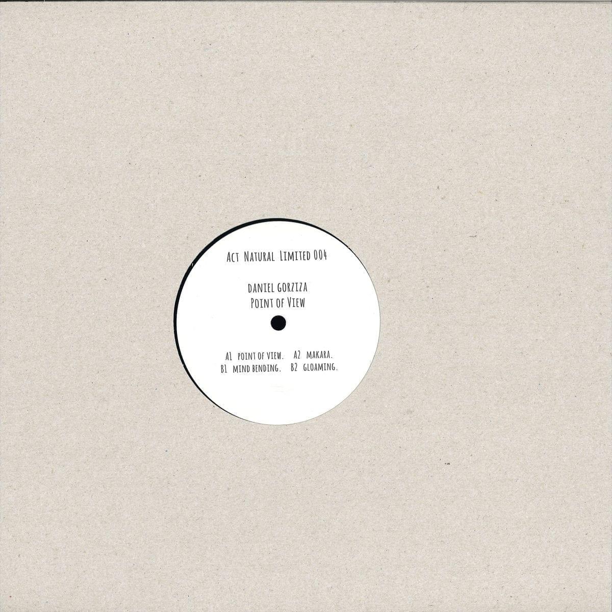 Daniel Gorziza - Point of View EP