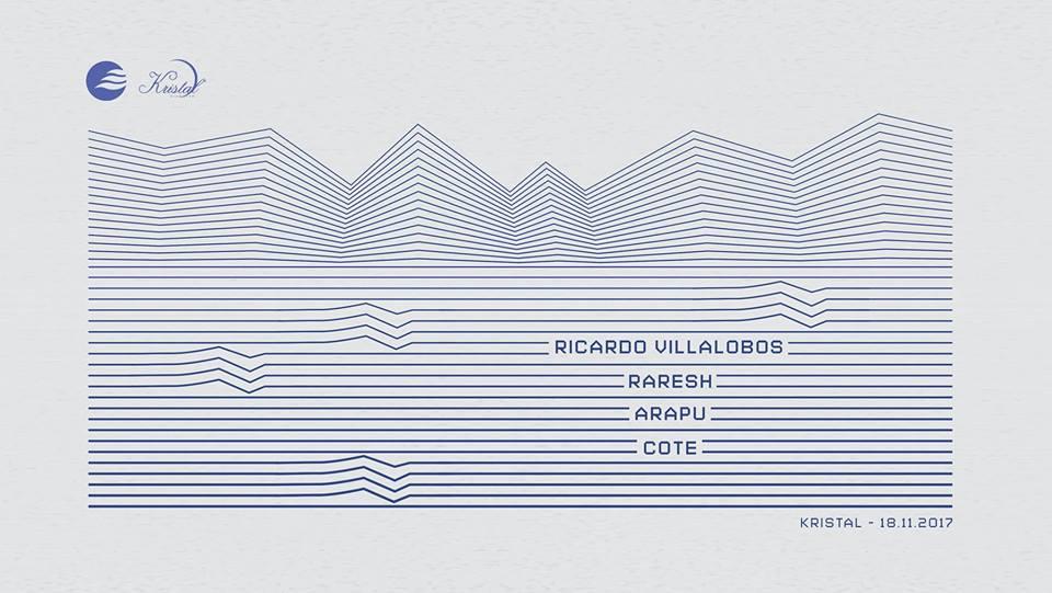 SUNRISE presents: Ricardo Villalobos, Raresh, Arapu