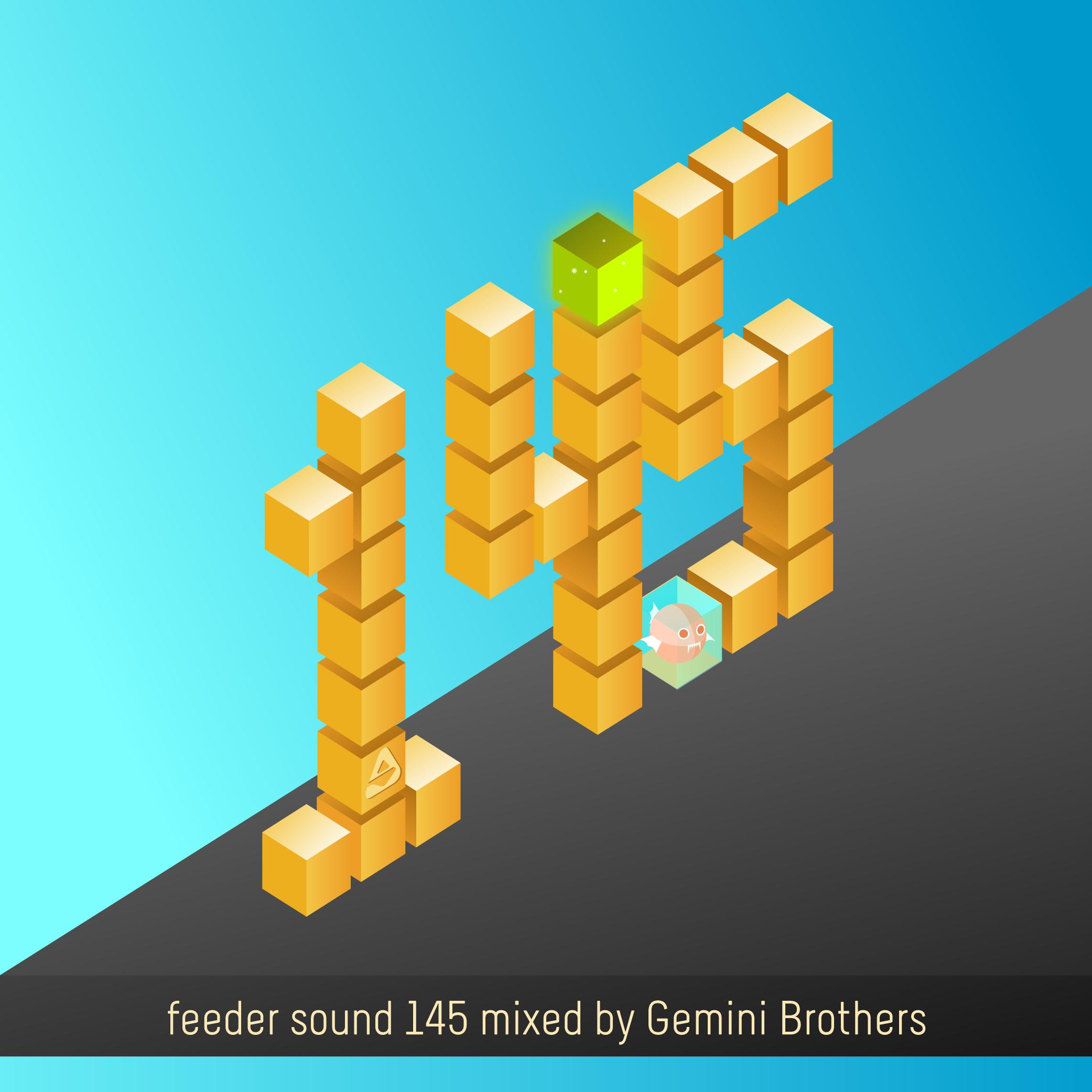 feeder sound 145 Gemini Brothers
