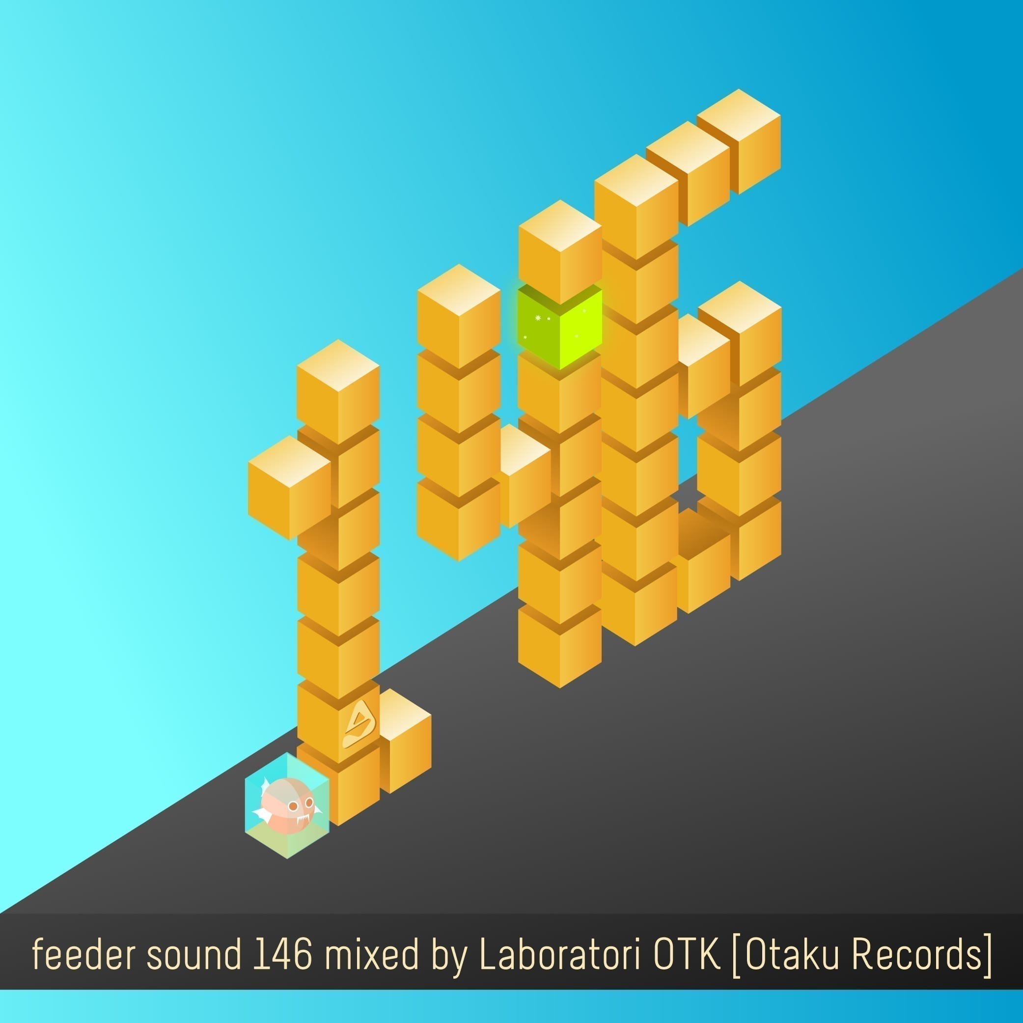 feeder sound 146 mixed by Laboratori OTK [Otaku Records]