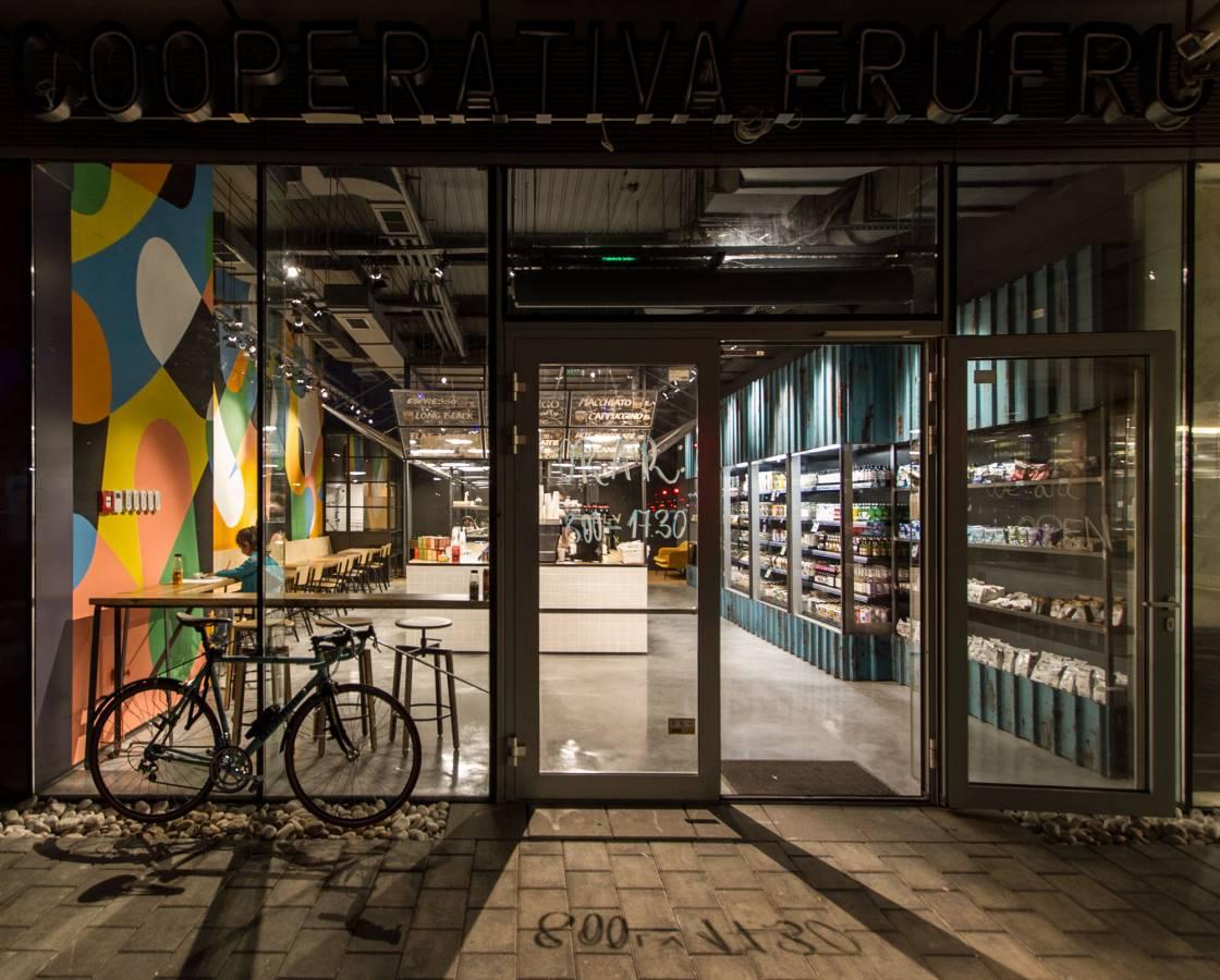Cooperativa FRUFRU photo © LAMA Arhitectura