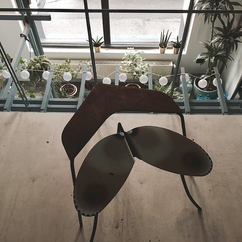 FROG chairs by arch. Serban Sturdza