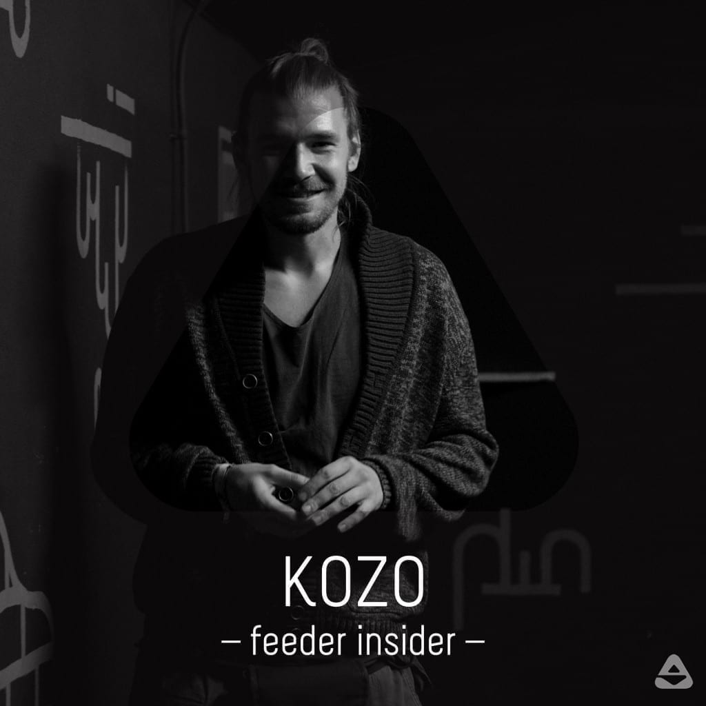 feeder insider w/ KOZO