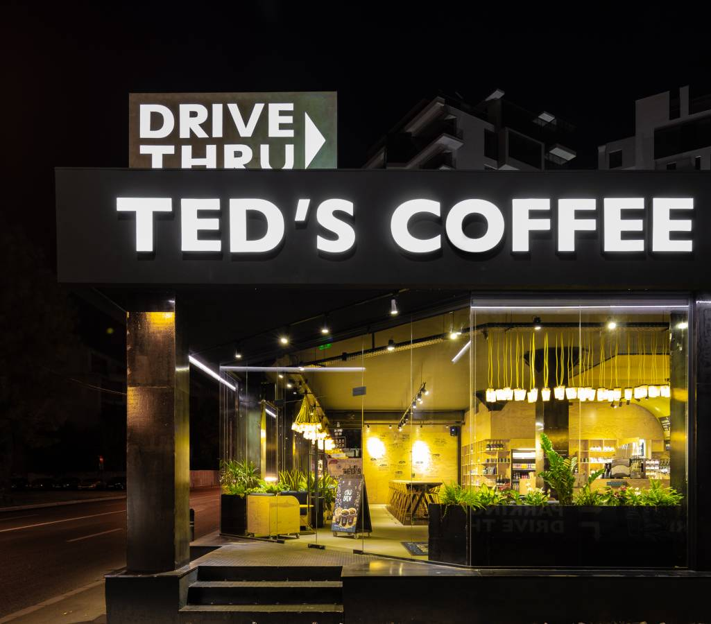 Ted's Coffee Co. Herăstrău Drive Thru