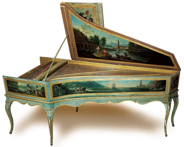 clavecinul reginei elisabeta