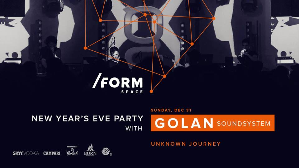 nye golan form space