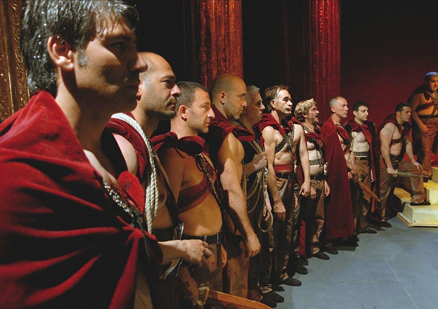 Caesar Must Die (2012)