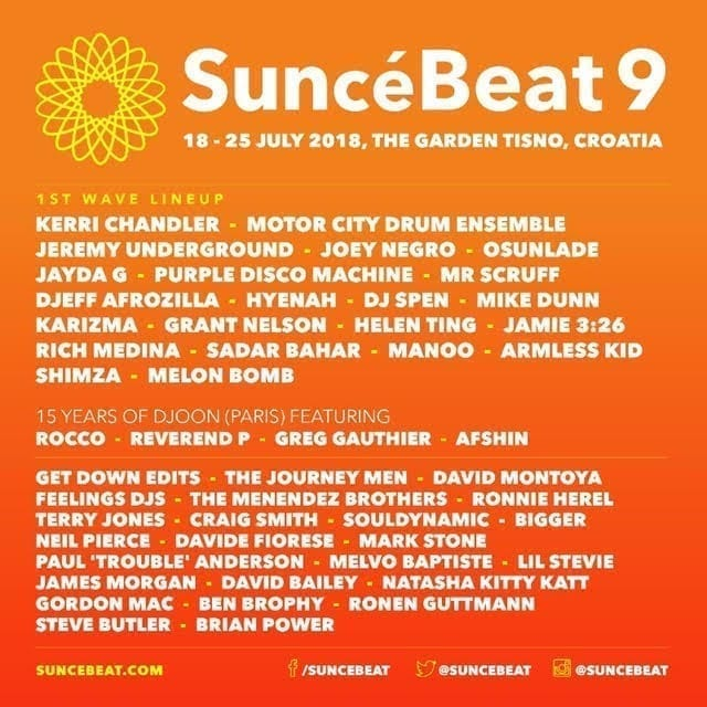 SuncéBeat Festival