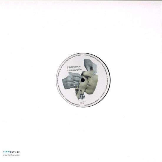 Various Artists - PCDV0003 [Perception Dub] 2