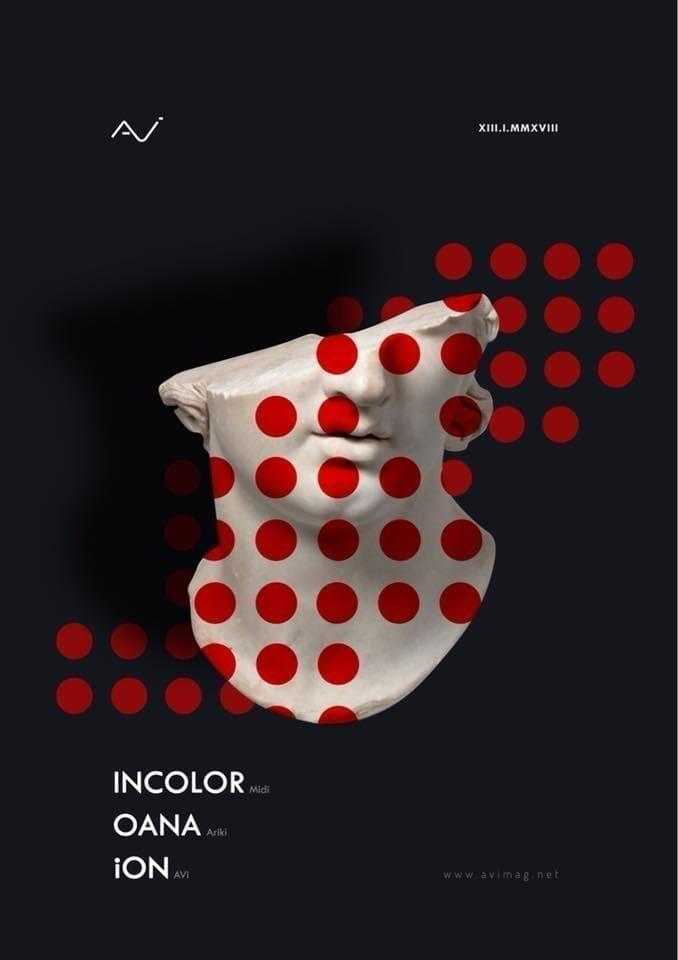 incolor oana ion