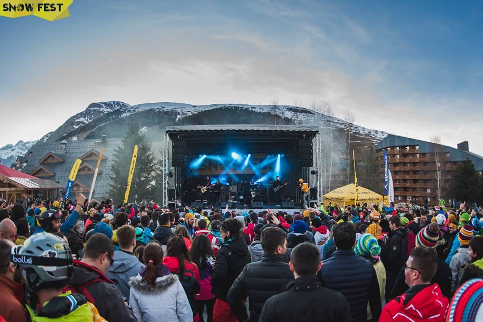 snowfest france 2018