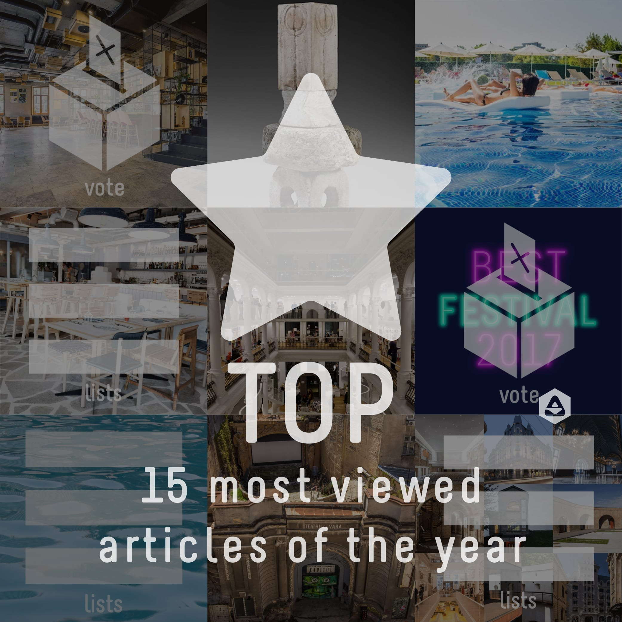 TOP 15 most viewed feeder.ro articles of the year [2017]
