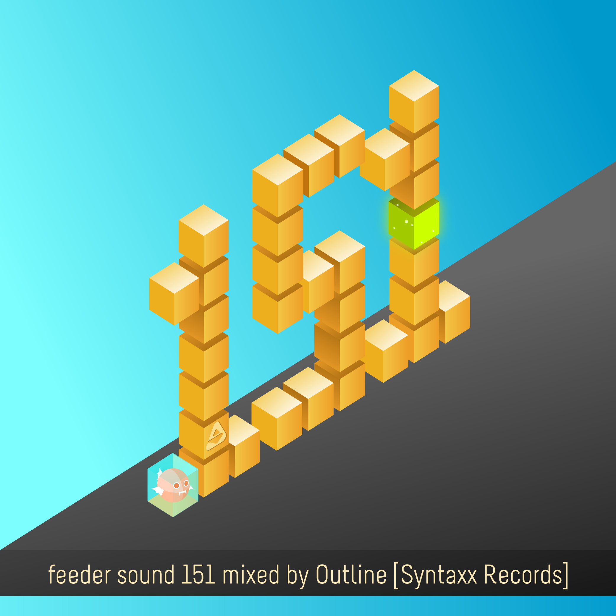 feeder sound 151 mixed by Outline