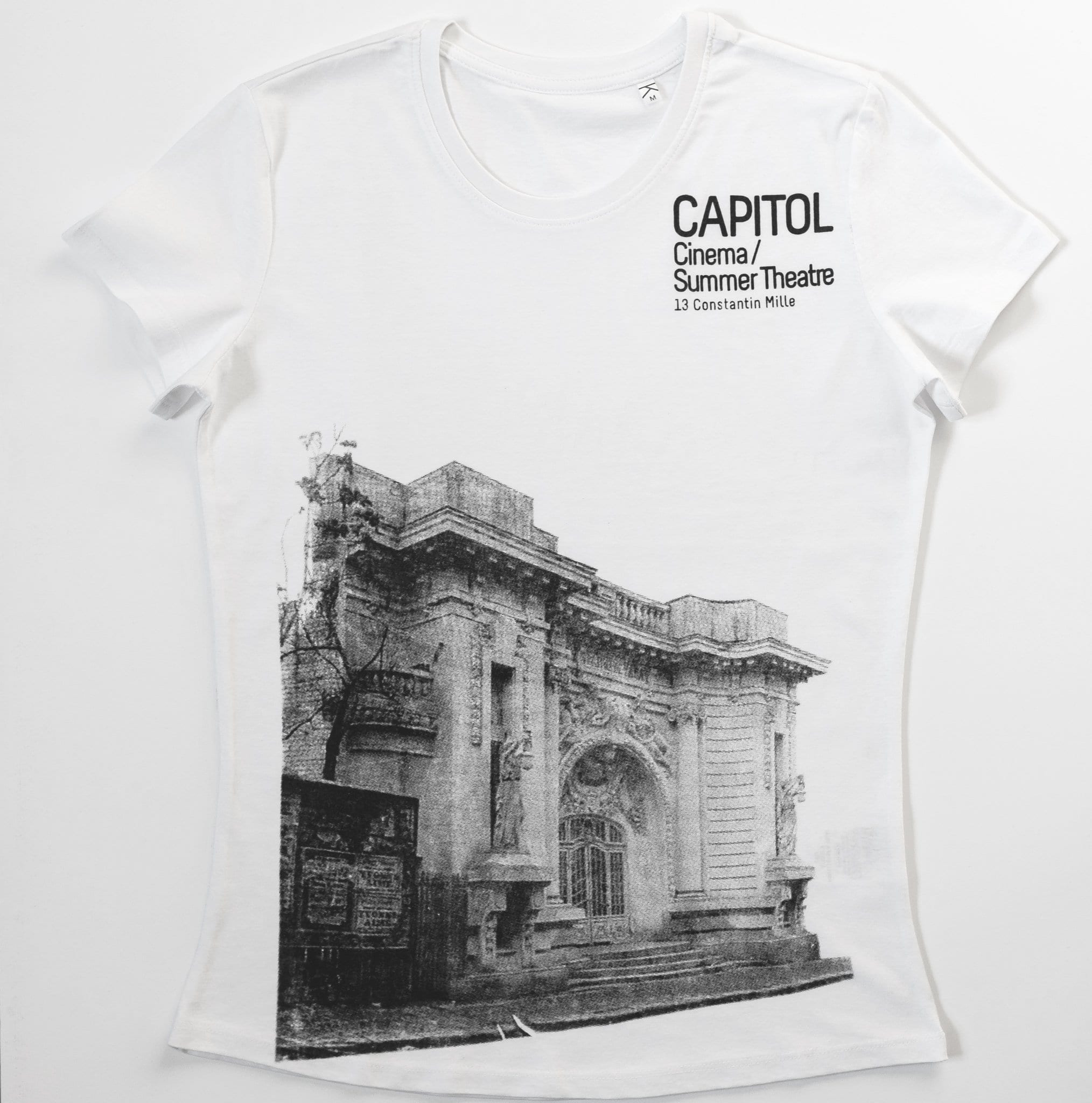 CAPITOL Alhambra t-shirt women