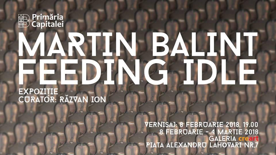 martin balint feeding idle