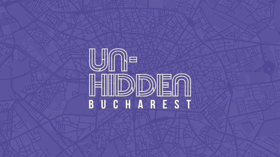 Un-hidden Bucharest alternative map & tour by Save or Cancel & feeder.ro