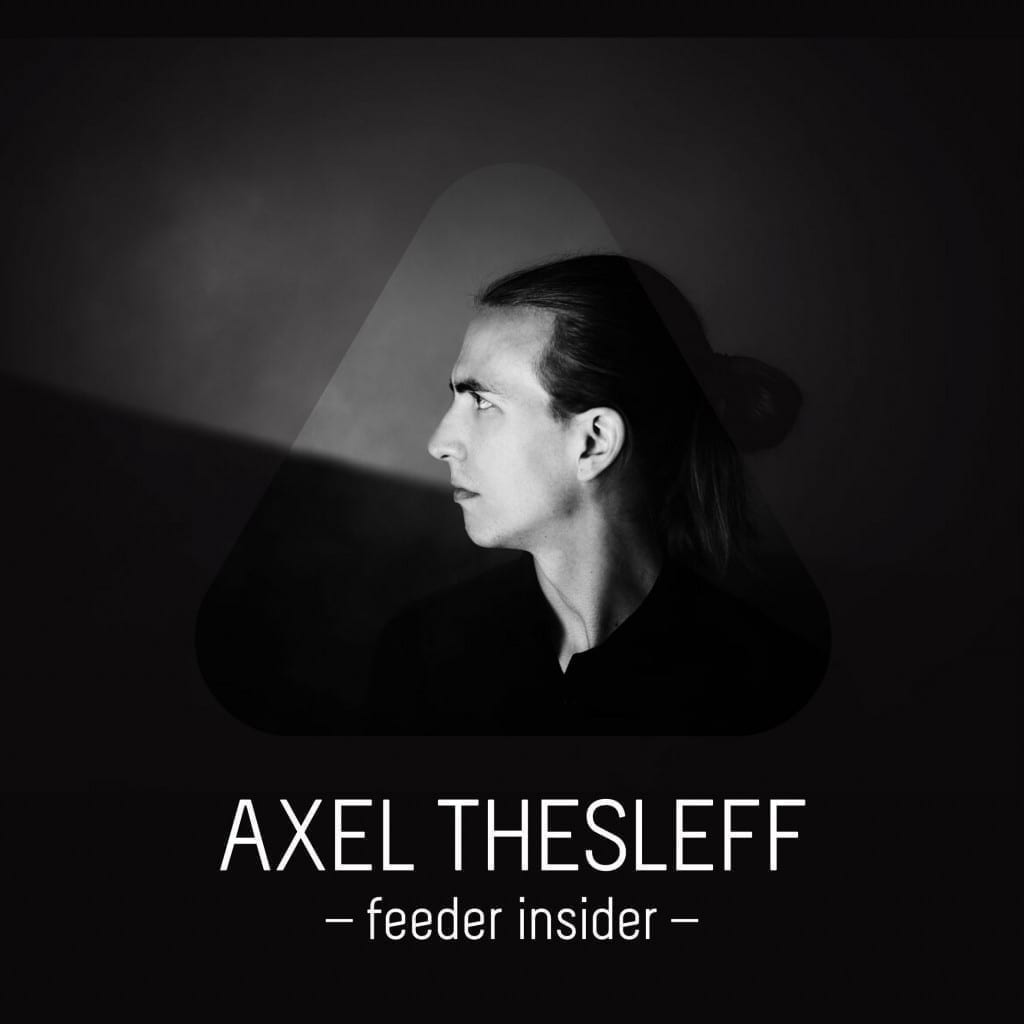 feeder insider interview with Axel Thesleff english version 2018
