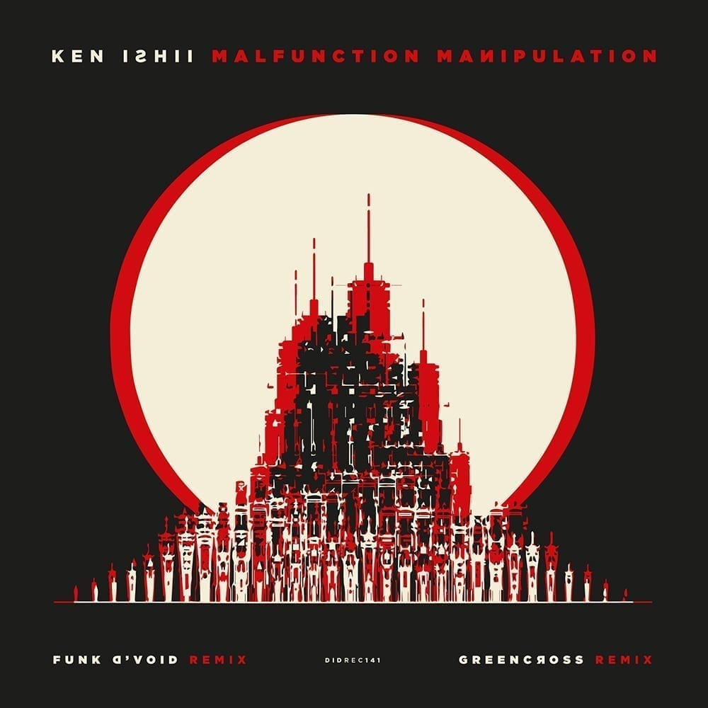 Different is Different Records delivers Ken Ishii's Malfunction Manipulation EP
