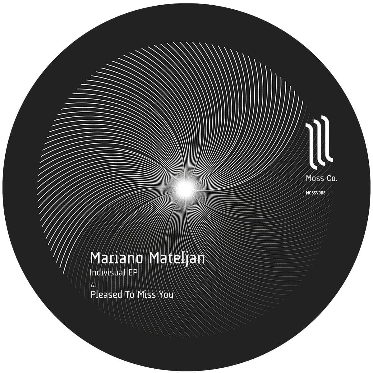 MOSSV008 - Mariano Mateljan - Indivisual EP