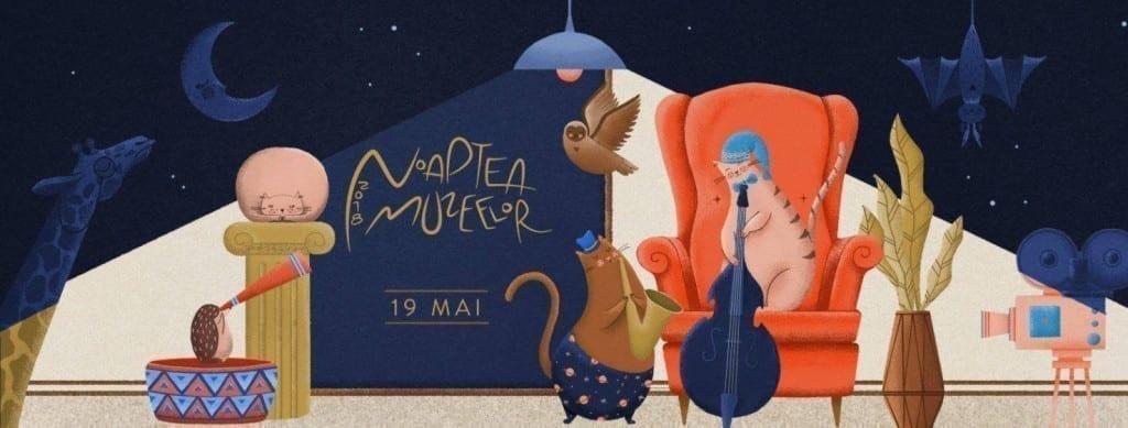 Noaptea Muzeelor la UAUIM 2018
