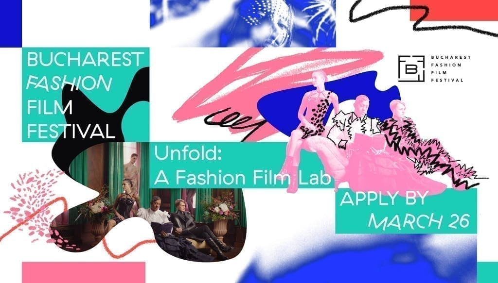 Open Call // Unfold: A Fashion Film Lab