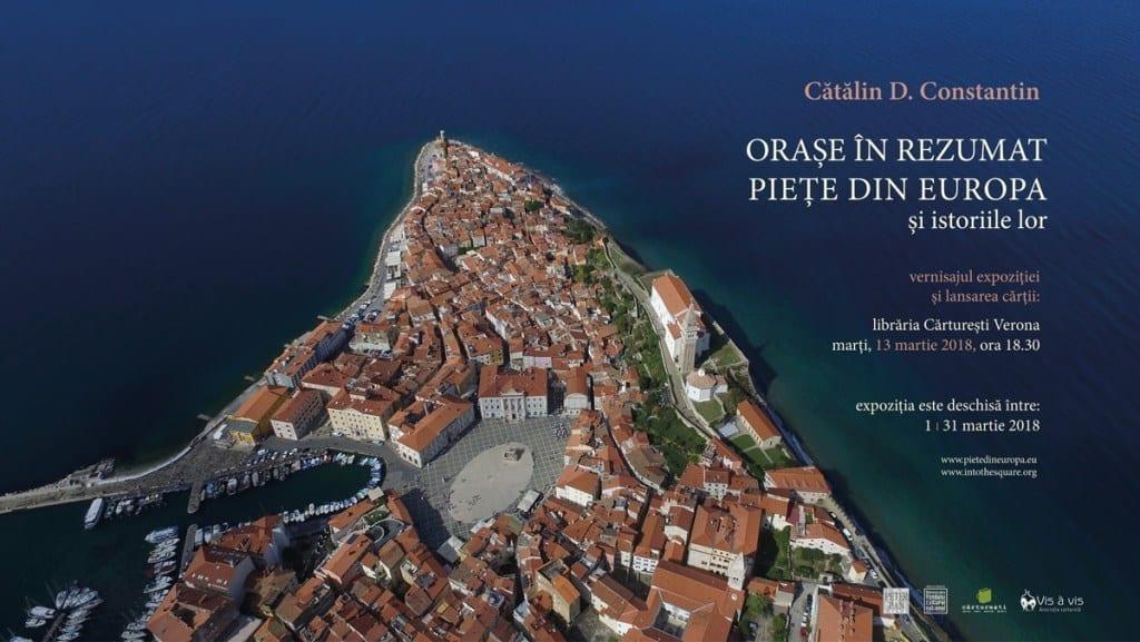 Piete din europa - Orase in rezumat