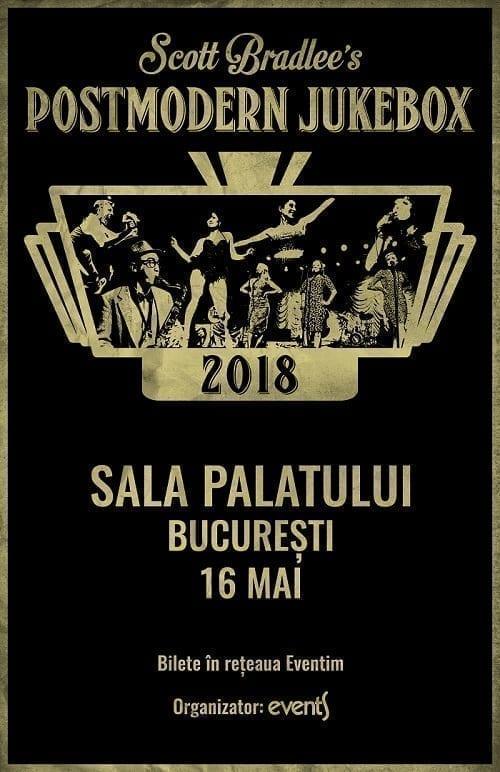 Postmodern Jukebox revine în concert la Bucureşti
