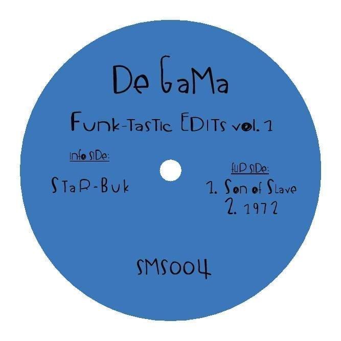 De Gama - Funktastic (Samosa)